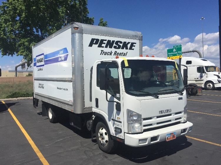 Medium Duty Box Truck-Light and Medium Duty Trucks-Isuzu-2013-NPR-WEST VALLEY CITY-UT-122,136 miles-$27,250