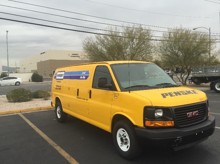 Cargo Van (Panel Van)-Light and Medium Duty Trucks-GMC-2012-Savana G23705-LAS VEGAS-NV-87,924 miles-$14,000