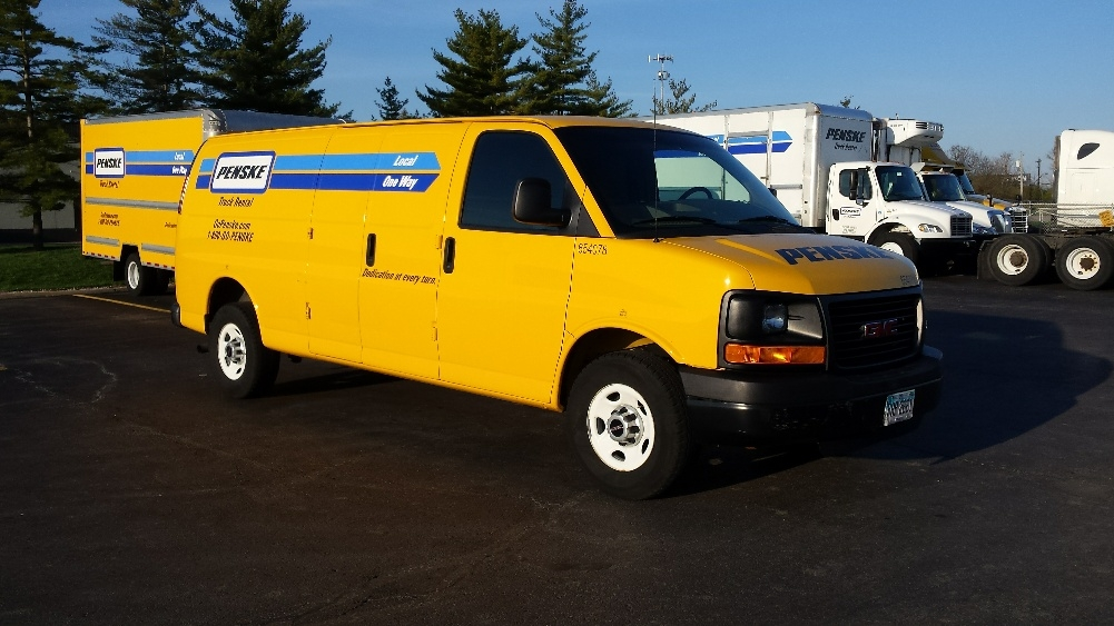 Cargo Van (Panel Van)-Light and Medium Duty Trucks-GMC-2012-Savana G23705-CINCINNATI-OH-105,552 miles-$12,250
