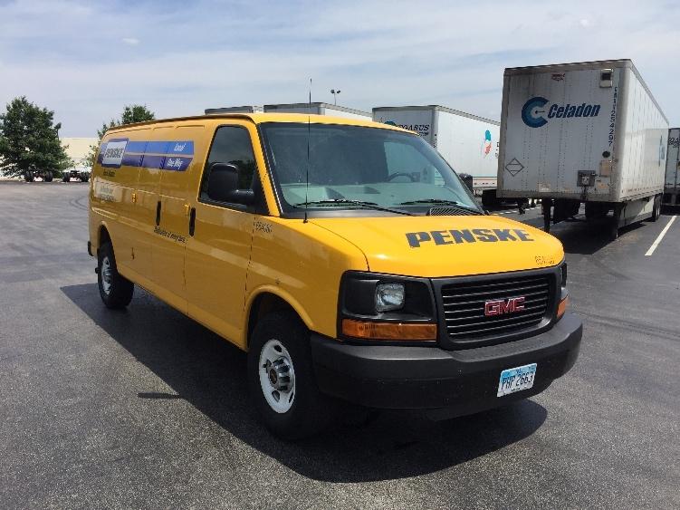 Cargo Van (Panel Van)-Light and Medium Duty Trucks-GMC-2012-Savana G23705-LOUISVILLE-KY-103,829 miles-$12,000