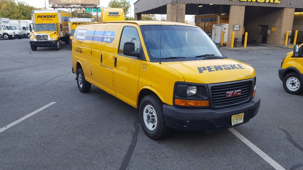 Cargo Van (Panel Van)-Light and Medium Duty Trucks-GMC-2012-Savana G23705-NORTH BERGEN-NJ-67,509 miles-$14,250