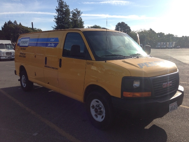 Cargo Van (Panel Van)-Light and Medium Duty Trucks-GMC-2012-Savana G23705-SANTA CLARA-CA-57,942 miles-$17,250