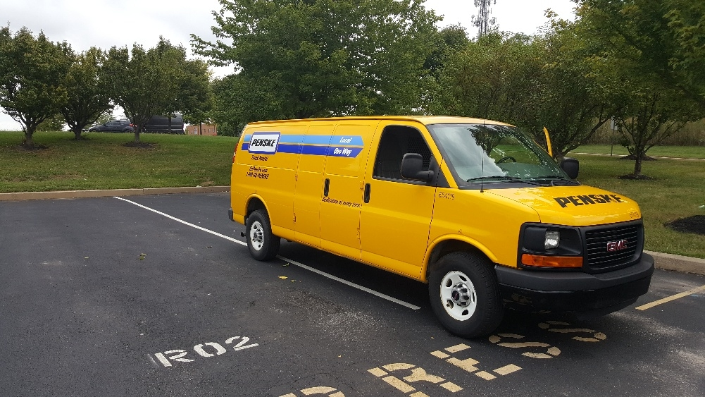 Cargo Van (Panel Van)-Light and Medium Duty Trucks-GMC-2012-Savana G23705-KING OF PRUSSIA-PA-79,725 miles-$11,500