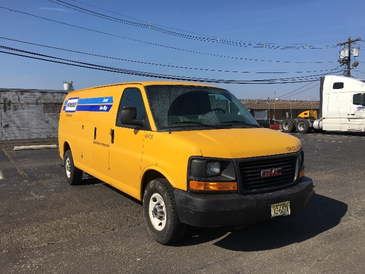 Cargo Van (Panel Van)-Light and Medium Duty Trucks-GMC-2012-Savana G23705-LINDEN-NJ-79,978 miles-$13,250