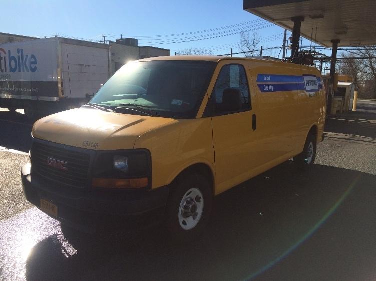 Cargo Van (Panel Van)-Light and Medium Duty Trucks-GMC-2012-Savana G23705-WEST BABYLON-NY-69,315 miles-$14,250