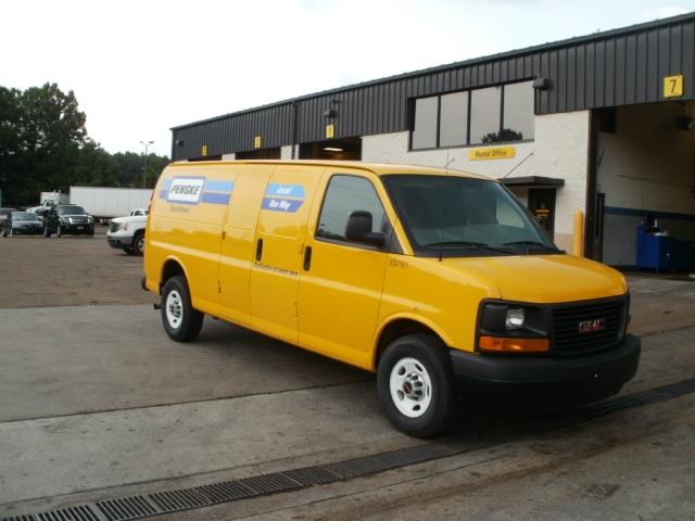 Cargo Van (Panel Van)-Light and Medium Duty Trucks-GMC-2012-Savana G23705-EAST PEORIA-IL-84,668 miles-$11,750