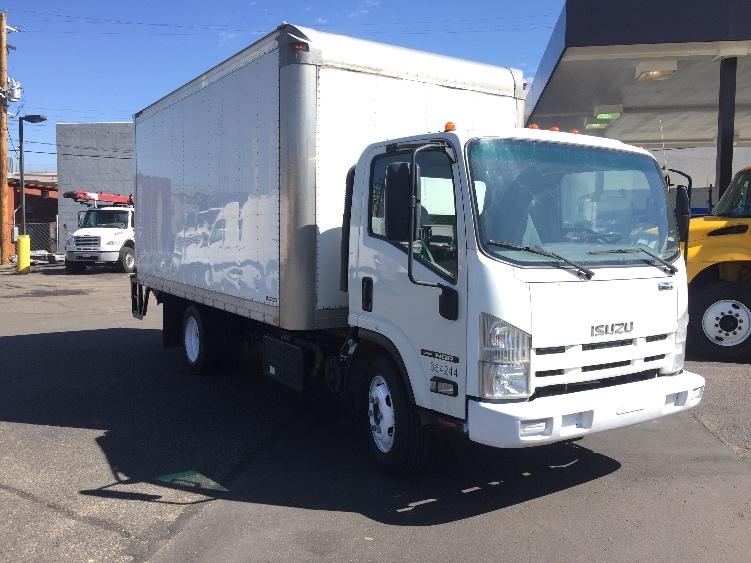Medium Duty Box Truck-Light and Medium Duty Trucks-Isuzu-2013-NQR-DENVER-CO-170,509 miles-$26,000