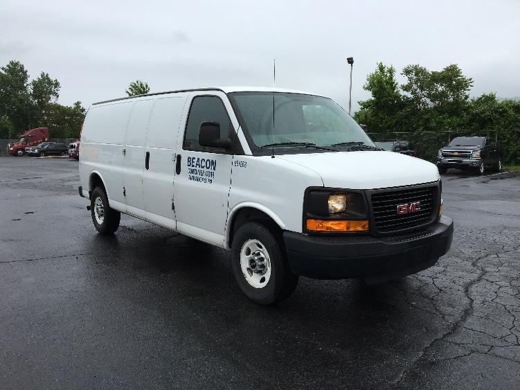 Cargo Van (Panel Van)-Light and Medium Duty Trucks-GMC-2012-Savana G23705-READING-PA-33,345 miles-$16,750