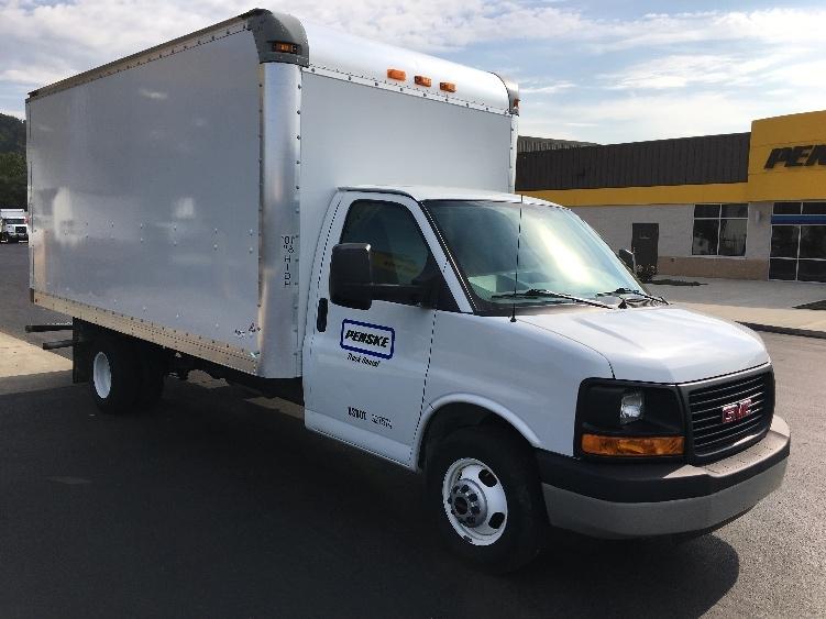 Light Duty Box Truck-Light and Medium Duty Trucks-GMC-2012-Savana G33903-PITTSBURGH-PA-75,678 miles-$20,750