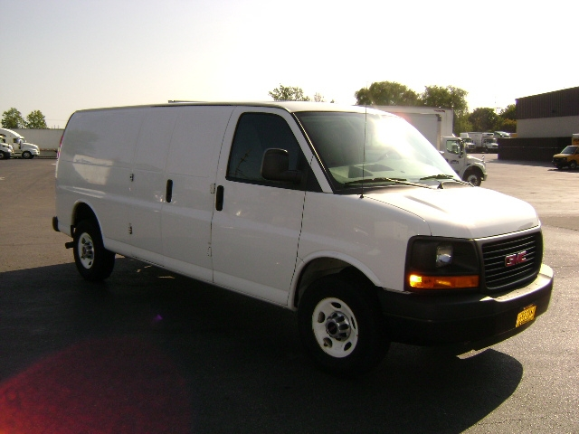 Cargo Van (Panel Van)-Light and Medium Duty Trucks-GMC-2012-Savana G33705-BUFFALO-NY-84,447 miles-$15,750