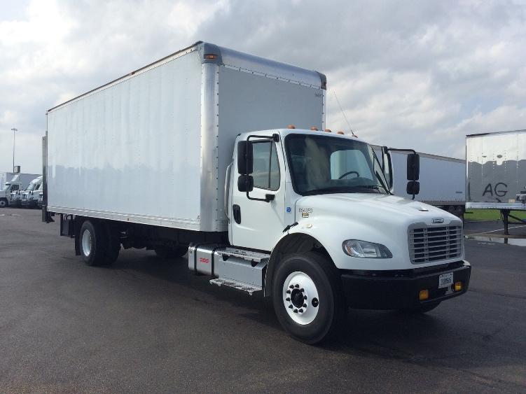 Medium Duty Box Truck-Light and Medium Duty Trucks-Freightliner-2013-M2-RICHLAND-MS-235,709 miles-$33,000