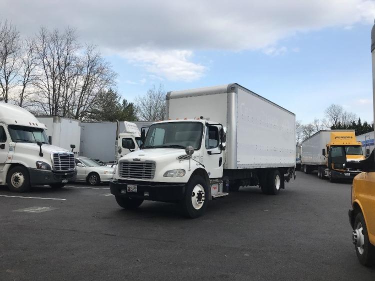 Medium Duty Box Truck-Light and Medium Duty Trucks-Freightliner-2013-M2-CAPITOL HEIGHTS-MD-117,692 miles-$33,500