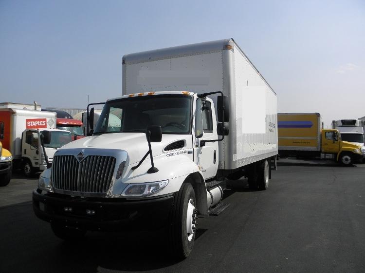 Medium Duty Box Truck-Light and Medium Duty Trucks-International-2013-4300-MISSISSAUGA-ON-166,895 km-$41,000