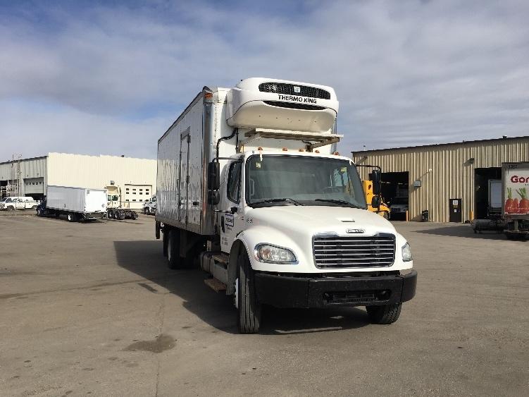 Reefer Truck-Light and Medium Duty Trucks-Freightliner-2013-M2-CALGARY-AB-212,745 km-$60,250
