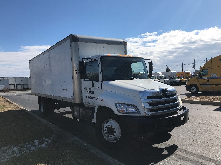 Medium Duty Box Truck-Light and Medium Duty Trucks-Hino-2013-268-NEW CASTLE-DE-116,767 miles-$31,000