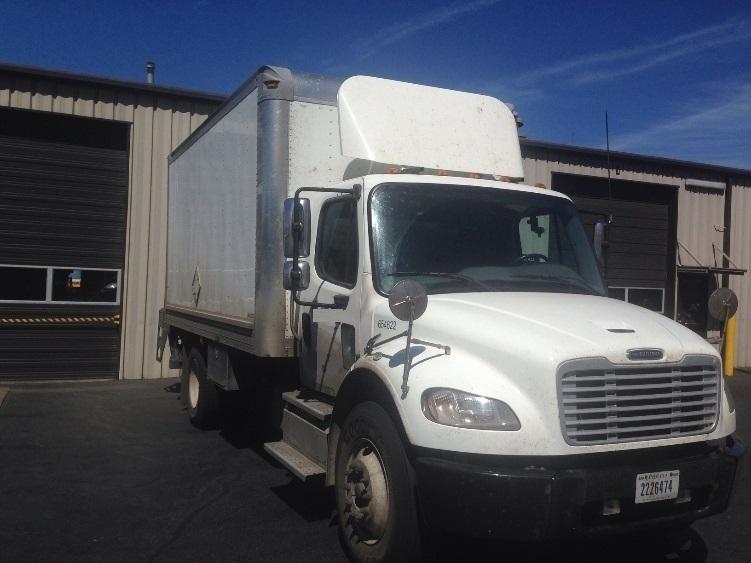 Medium Duty Box Truck-Light and Medium Duty Trucks-Freightliner-2013-M2-PORTLAND-OR-345,195 miles-$29,250