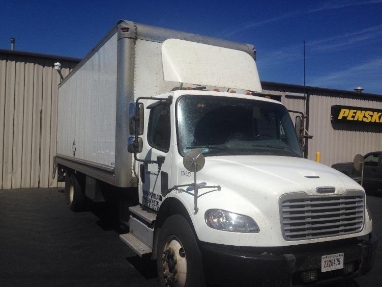 Medium Duty Box Truck-Light and Medium Duty Trucks-Freightliner-2013-M2-PORTLAND-OR-365,279 miles-$27,750