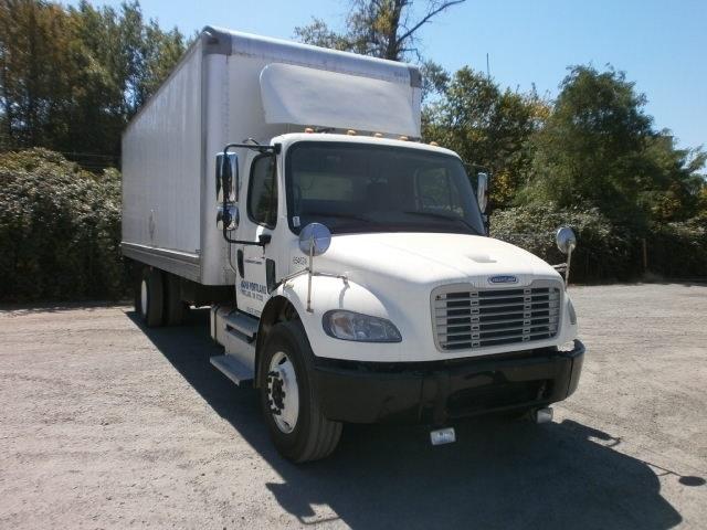 Medium Duty Box Truck-Light and Medium Duty Trucks-Freightliner-2013-M2-SPRINGFIELD-OR-405,897 miles-$25,250