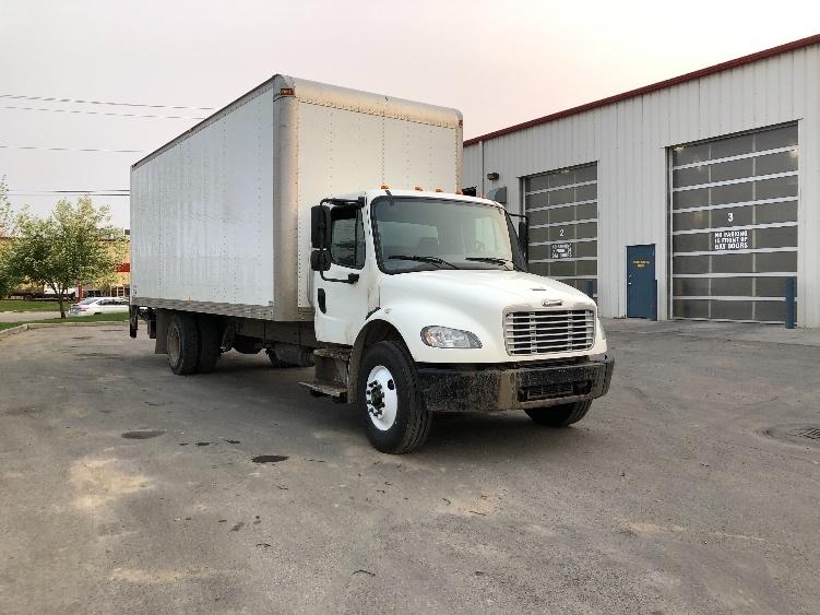 Medium Duty Box Truck-Light and Medium Duty Trucks-Freightliner-2013-M2-CALGARY-AB-229,305 km-$48,250