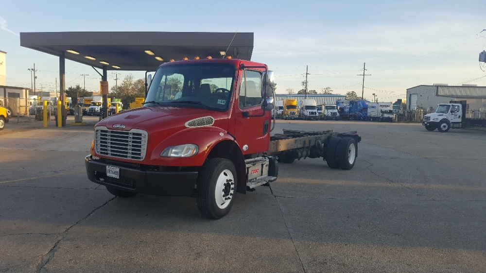 Medium Duty Box Truck-Light and Medium Duty Trucks-Freightliner-2013-M2-HAMMOND-LA-271,924 miles-$28,000