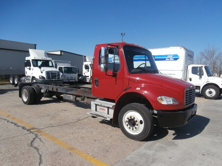 Cab and Chassis Truck-Light and Medium Duty Trucks-Freightliner-2013-M2-BATON ROUGE-LA-272,627 miles-$29,000