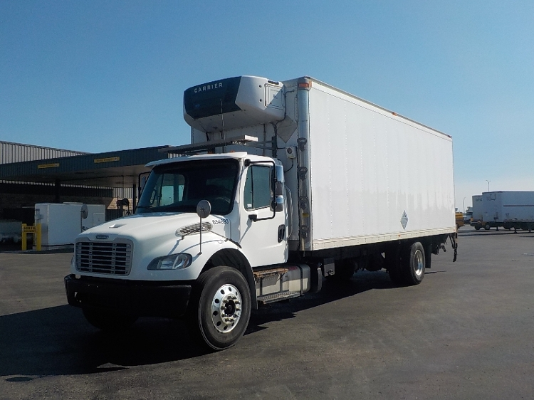Reefer Truck-Light and Medium Duty Trucks-Freightliner-2013-M2-SAINT LAURENT-PQ-316,481 km-$45,500