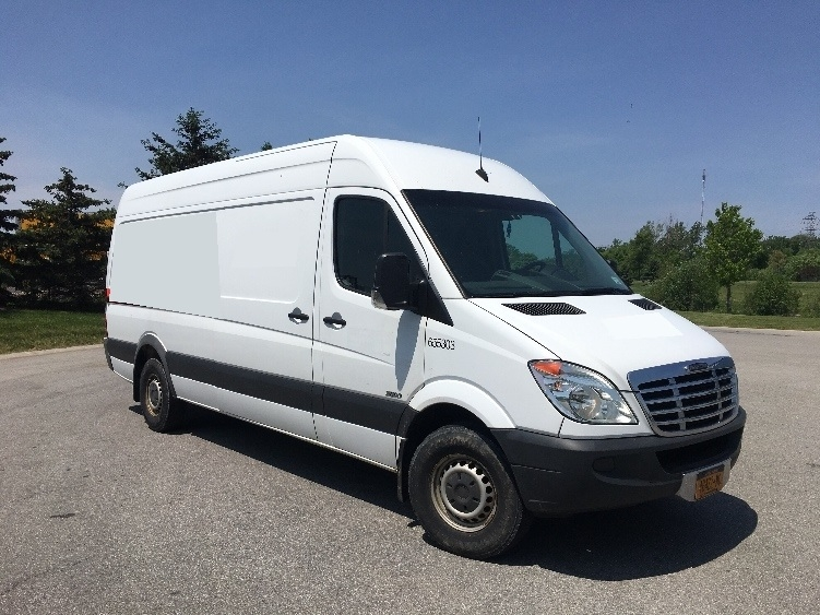 Cargo Van (Panel Van)-Light and Medium Duty Trucks-Freightliner-2012-Mercedes Sprinter-ROCHESTER-NY-132,541 miles-$22,000