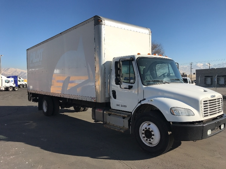 Medium Duty Box Truck-Light and Medium Duty Trucks-Freightliner-2013-M2-WEST VALLEY CITY-UT-205,271 miles-$32,750