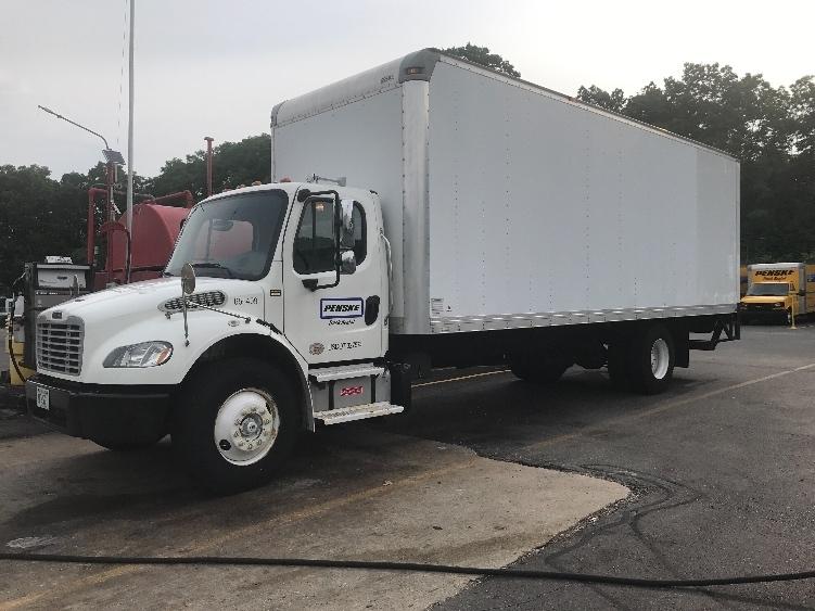 Medium Duty Box Truck-Light and Medium Duty Trucks-Freightliner-2013-M2-LAWRENCE-MA-105,467 miles-$48,000