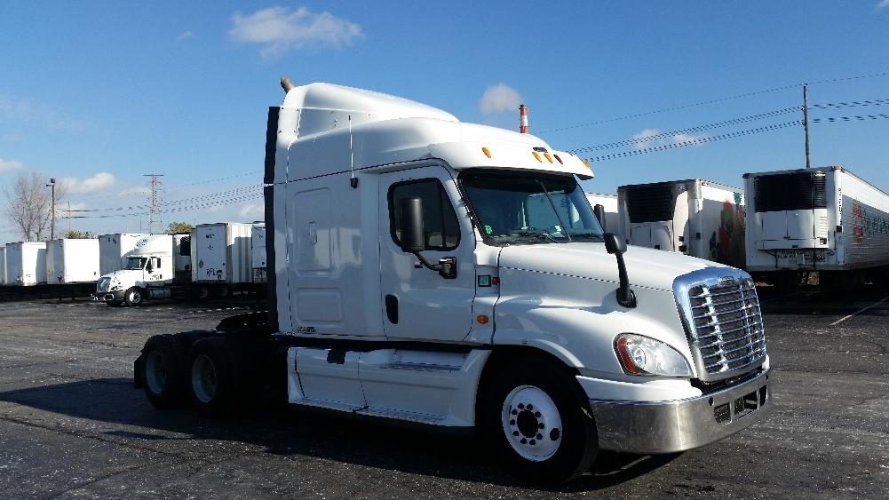 Sleeper Tractor-Heavy Duty Tractors-Freightliner-2013-Cascadia 12564ST-KANSAS CITY-MO-834,017 miles-$21,000