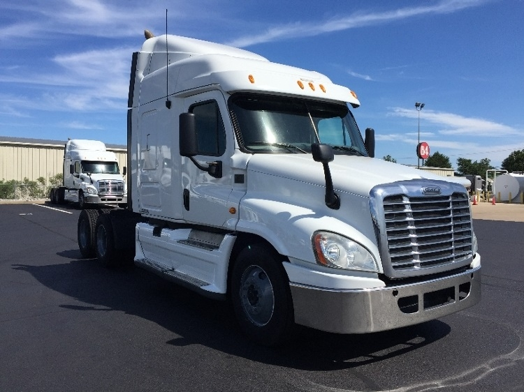 Sleeper Tractor-Heavy Duty Tractors-Freightliner-2013-Cascadia 12564ST-KANSAS CITY-MO-760,994 miles-$32,250