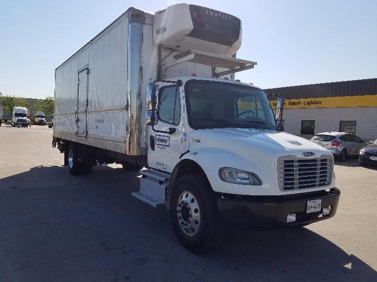 Reefer Truck-Light and Medium Duty Trucks-Freightliner-2013-M2-HOUSTON-TX-272,339 miles-$25,500