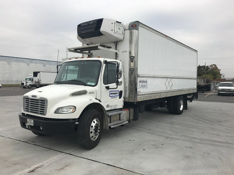Reefer Truck-Light and Medium Duty Trucks-Freightliner-2013-M2-HAMMOND-LA-165,783 miles-$51,000