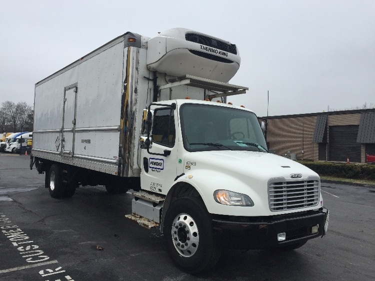 Reefer Truck-Light and Medium Duty Trucks-Freightliner-2013-M2-ALLENTOWN-PA-196,793 miles-$40,500