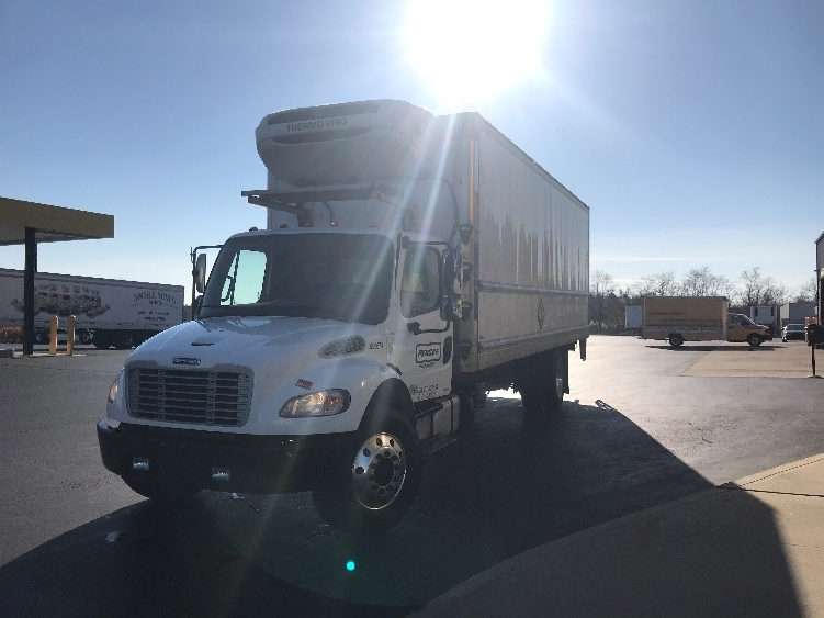 Reefer Truck-Light and Medium Duty Trucks-Freightliner-2013-M2-CHICOPEE-MA-281,571 miles-$25,500