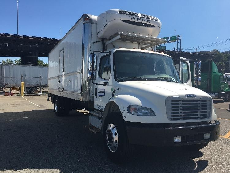 Reefer Truck-Light and Medium Duty Trucks-Freightliner-2013-M2-NORTH BERGEN-NJ-197,598 miles-$49,000
