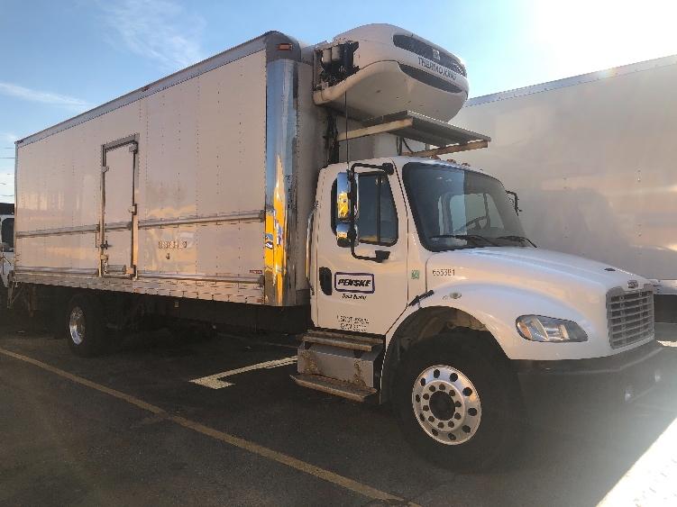 Reefer Truck-Light and Medium Duty Trucks-Freightliner-2013-M2-WEST BABYLON-NY-220,496 miles-$33,000
