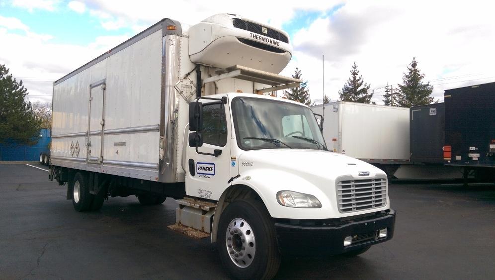 Reefer Truck-Light and Medium Duty Trucks-Freightliner-2013-M2-MEDFORD-MA-178,412 miles-$40,250