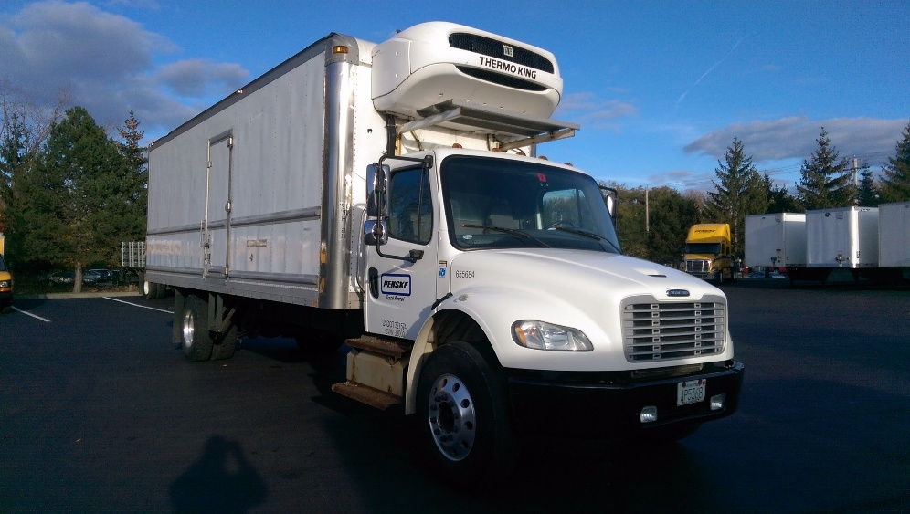 Reefer Truck-Light and Medium Duty Trucks-Freightliner-2013-M2-LONDONDERRY-NH-115,367 miles-$56,000