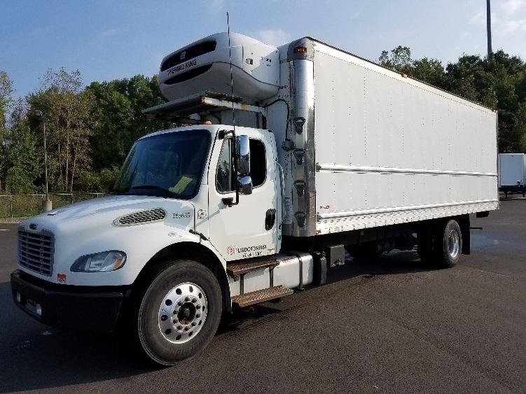 Reefer Truck-Light and Medium Duty Trucks-Freightliner-2013-M2-BINGHAMTON-NY-282,441 miles-$22,000