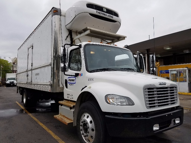 Reefer Truck-Light and Medium Duty Trucks-Freightliner-2013-M2-NEW BEDFORD-MA-166,793 miles-$51,250