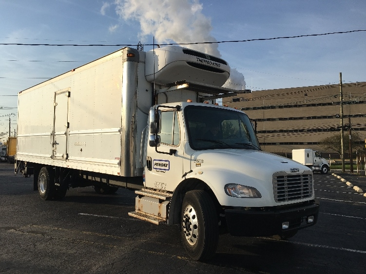 Reefer Truck-Light and Medium Duty Trucks-Freightliner-2013-M2-LINDEN-NJ-280,934 miles-$40,250