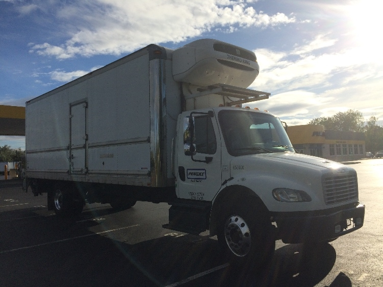 Reefer Truck-Light and Medium Duty Trucks-Freightliner-2013-M2-WEST HAVEN-CT-192,166 miles-$42,500