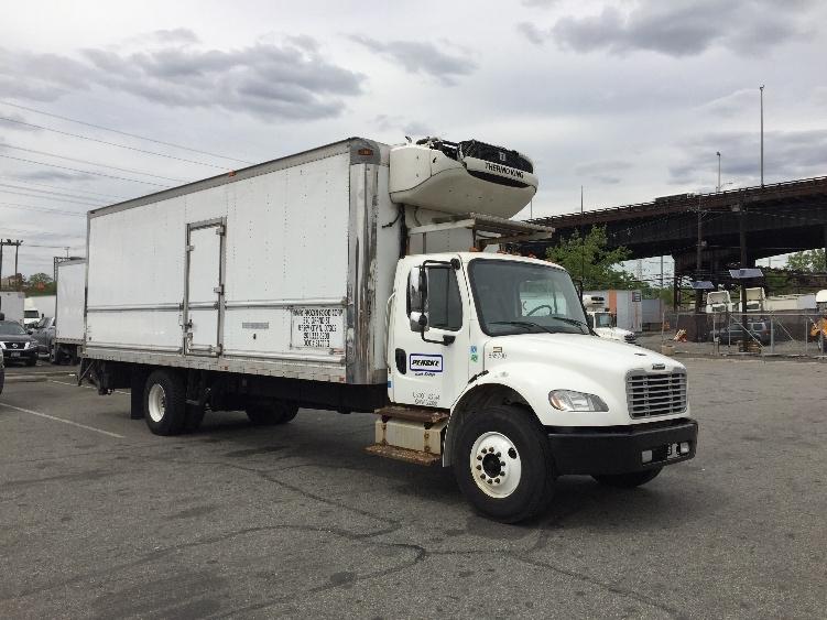 Reefer Truck-Light and Medium Duty Trucks-Freightliner-2013-M2-NORTH BERGEN-NJ-200,785 miles-$51,250