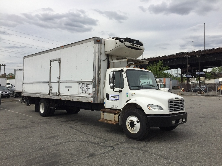 REEFER-TRUCK-Freightliner-2013-M2-NORTH BERGEN-NJ-200,785 miles-$46,750