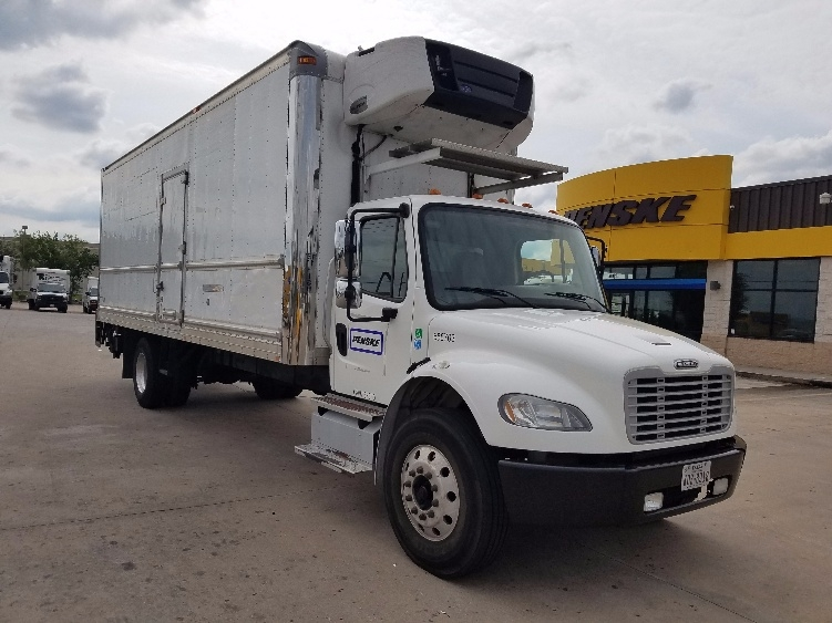 Reefer Truck-Light and Medium Duty Trucks-Freightliner-2013-M2-HOUSTON-TX-182,374 miles-$47,000