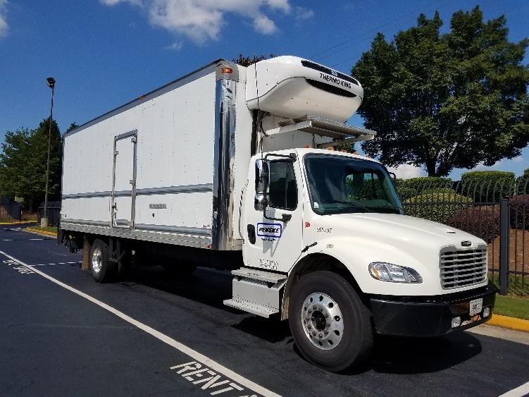 Reefer Truck-Light and Medium Duty Trucks-Freightliner-2013-M2-DULUTH-GA-373,235 miles-$26,250