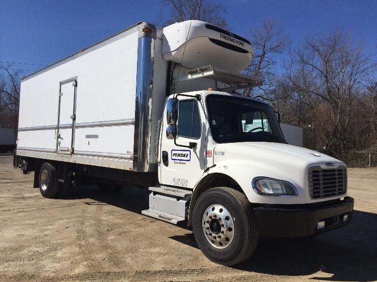 Reefer Truck-Light and Medium Duty Trucks-Freightliner-2013-M2-ASHEVILLE-NC-306,148 miles-$33,750