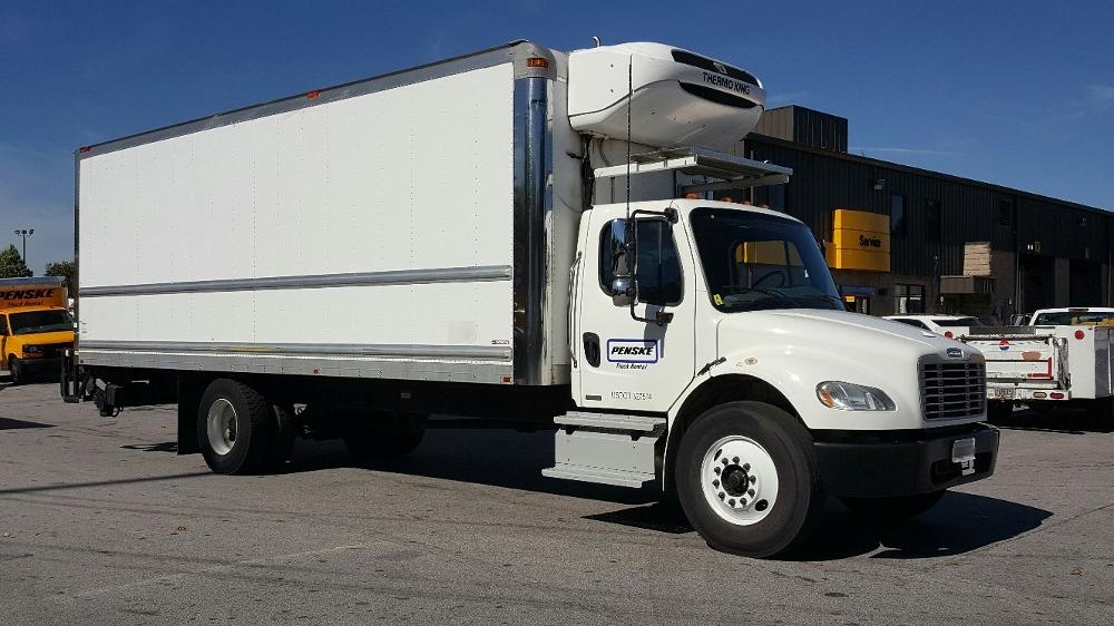 Reefer Truck-Light and Medium Duty Trucks-Freightliner-2013-M2-ATLANTA-GA-286,805 miles-$42,000