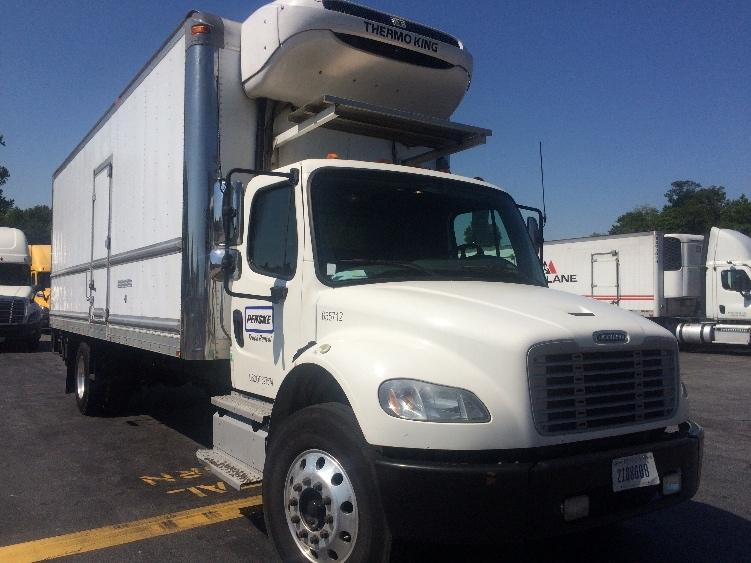 Reefer Truck-Light and Medium Duty Trucks-Freightliner-2013-M2-FOREST PARK-GA-298,438 miles-$36,750